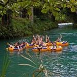 Bali River Tubing Adventure