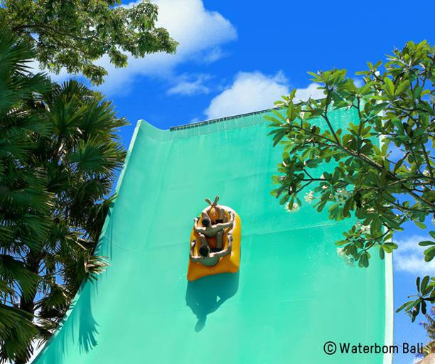 Bali Waterbom Bali Nadipa Tour